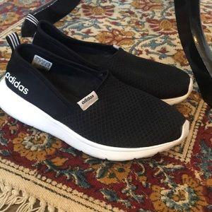 Adidas Neo Cloud-foam Ultra Footbed Slip Ons
